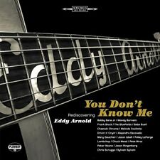 You Dont Know Me: Rediscovering Eddy Arnold [CD]