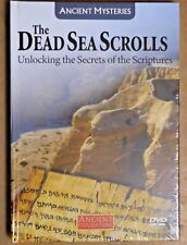 The Dead Sea Scrolls Unlocking the Secrets of the Scriptures- NEW UNOPENED
