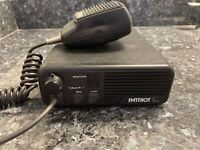 Ritron Programmable Patriot RPM-150 Two Way Radio
