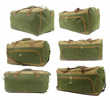Leather Lightweight Travel Holdalls & Duffle Bags
