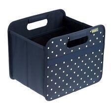 meori® 15L Muster Faltboxen Regalkiste für Ikea Expedit Kallax Transportkorb Box