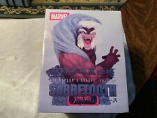 Marvel - Limited Edition Art Asylum's Rogues Gallery (Sabretooth). NEW!!!