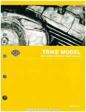 2012 Harley-Davidson FLHTCUTG Tri Glide Motorcycle Touring Parts Manual : 996...