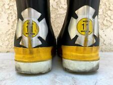 Thorogood Mens 11 Medium Hellfire Structural Firefighting Boots 807 6003 C
