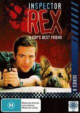 INSPECTOR REX : COMPLETE SEASON 8   - DVD - UK Compatible  -sealed