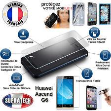 Protection Ecran Verre Trempé Contre les Chocs pour Huawei Ascend G6
