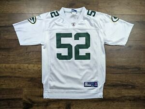 Reebok Green Bay Packers Clay Matthews Jersey Size Youth Large