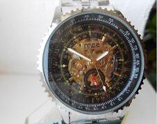 MCE Automatik reloj hombre skelettuhr giratorias lünette submarinista Driver Automatic nuevo