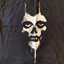 Xl VERY RARE Vintage MISFITS Band T-shirt Ramones Danzig Iggy Pop