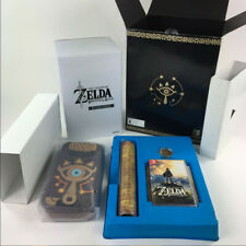 Legend of Zelda: Breath of the Wild: Master Edition, Switch - 100% COMPLETE!
