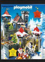 Playmobil - Catalogue de Noël 2005 - 16 p -