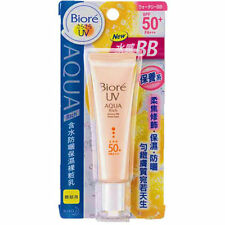 Biore UV Aqua Rich Watery Sunscreen For Face SPF50+ Pa+++ BB Water Base 33g