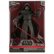 Authentic Star Wars Force Awakens Kylo Ren Elite Die Cast Action figure 7.5""