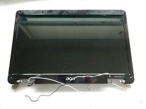 ACER ASPIRE 5517 HD LCD SCREEN COMPLETE ASSEMBLY + HINGES + SCREWS - Grade B+