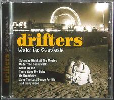 CD THE DRIFTERS - under the boardwalk, neu - ovp