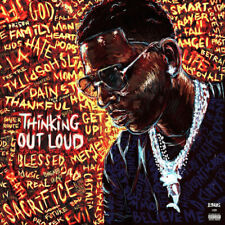 """YOUNG DOLPH-  """"THINKING OUT LOUD""""...  OFFICIAL  CD. NOV 2017"""