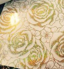 Film pour table nappe de Protection 90 cm laiteux Rose Gold 2mm
