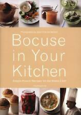 Bocuse in Your Kitchen by Paul Bocuse (author), Jean-Charles Vaillant (author)