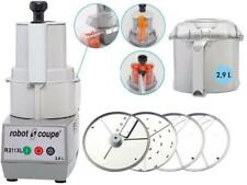 Robot Coupe R211XL Food Processor Cutter Vegetable with 4 Blade Discs