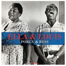 Ella Fitzgerald & Louis Armstrong PORGY & BESS 180g NEW SEALED VINYL RECORD LP