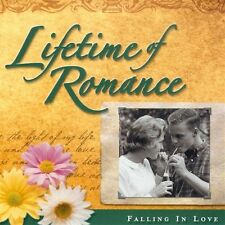 LIFETIME OF ROMANCE Falling In Love TIME LIFE: Feat. Kenny Rogers 2CD NEW