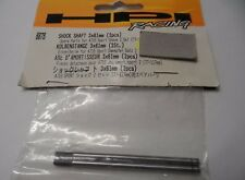 Nuevo Eje de Choque de HPI 3x61mm 2 un. para Wheely Rey, MT2, RS4 Hpi 6878