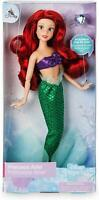 Disney Ariel Classic Doll with Ring - The Little Mermaid - 11 1/2 Inch