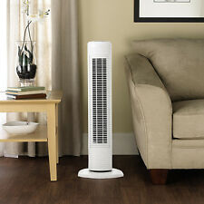 Portable Air Conditioner Home Mobile Office Cooling Fan For Room 3 Speed White
