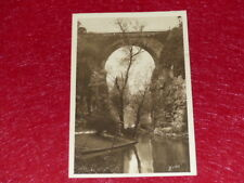 YVON - PARIS EN FLANANT...Parc Buttes Chaumont 1919 Hélio 2e série - 26 CPA