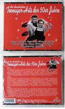 TEENAGER-HITS DER 50ER JAHRE - Conny, Danny Mann,... 66 Hits 3-CD-Box OVP/NEU