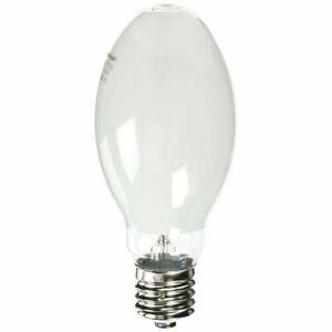 Satco S1934 3900K 175-Watt Coated Mogul Base ED28 Mercury Vapor Lamp