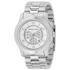 Stainless Steel Band Wristwatches with Chronograph