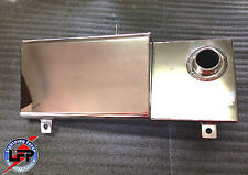1996-04 FORD MUSTANG POLISHED ALUMINUM RADIATOR COOLANT EXPANSION TANK RESERVOIR