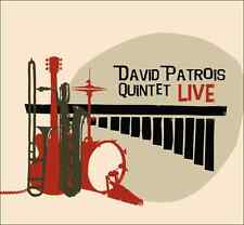 DAVID PATROIS QUINTET - LIVE - 2009 - CD OCCASION COMME NEUF