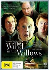 The Wind In The Willows (DVD, 2008)