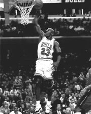 1996 Chicago Bulls MICHAEL JORDAN Glossy 8x10 Photo Print NBA Basketball Poster