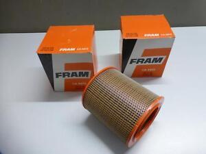 2x Fram Luftfilter CA 4813 Fiat Ducato Iveco Daily