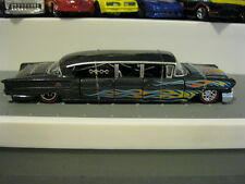 M2 Machines 1:64 1958 58 Chevy Impala Stretch Rod LOOSE Limousine Dave Chang LE