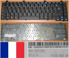 Azerty French Keyboard HP DV4000 DV4200 V4000 K031830B1, 90.40E07.S0F Black
