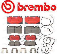 BREMBO Front+Rear Pad Kit + Sensors  4.2 Supercharge Range Rover