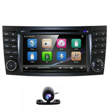 Car Stereo for Mercedes-Benz E Class W211 2002-2009 Radio DVD GPS Player DAB