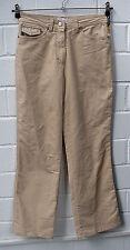 BONITA Jeans in Beige, Gr.36 short, Pailetten, Kurzgrösse (oder 7/8 Länge)