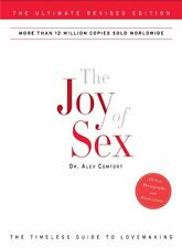 The Joy of Sex: The Ultimate Revised Edition by Alex Comfort, (Paperback), Harmo