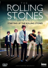 Rolling Stones: On a Roll - Starting Up the Rolling Stones  (UK IMPORT)  DVD NEW