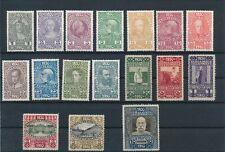 [G11908] Austria 1910 RARE set very fine MH stamps value $700
