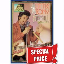 "LITTLE TONY "" ROCK N' ROLL  (GLI ANNI D'ORO) "" MUSICASSETTA NUOVA  FONOTIL"