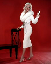 New 8x10 Photo: Film and Television Blonde Bombshell Jayne Mansfield, ca. 1957