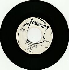 GARAGE 45RPM - MOUSE AND THE TRAPS ON FRATERNITY - RARE PROMO!