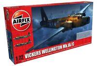 AIRFIX® 1:72 VICKERS WELLINGTON MK.IC WW2 AIRCRAFT RAF BOMBER MODEL KIT A08019