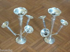 "1915 STERLING SILVER FLOWER EPERGNE SET TIFFANY CO. 10"" HIGH ,  COHEN  & CHARLES"
